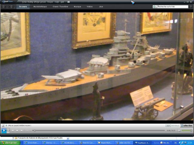 musée de la Marine au parc Marineland d'antibes par Marec 282395jean_bart_1