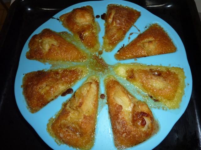 Gâteau aux pommes caramélisées 293918P1000234