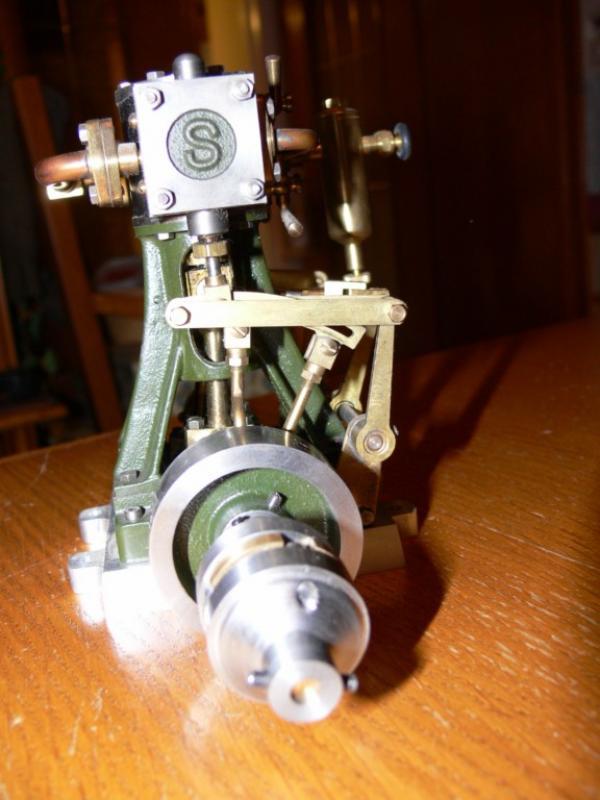 """Maquette remorqueur à vapeur de 330 tonnes """"Evenos"""" au 1/20ème 307726P1050447__Resolution_de_l__ecran_"""
