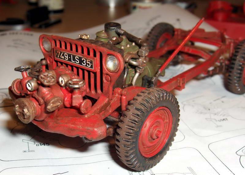 Fire Jeep 1/24 Italeri - Page 2 30923HPIM0762