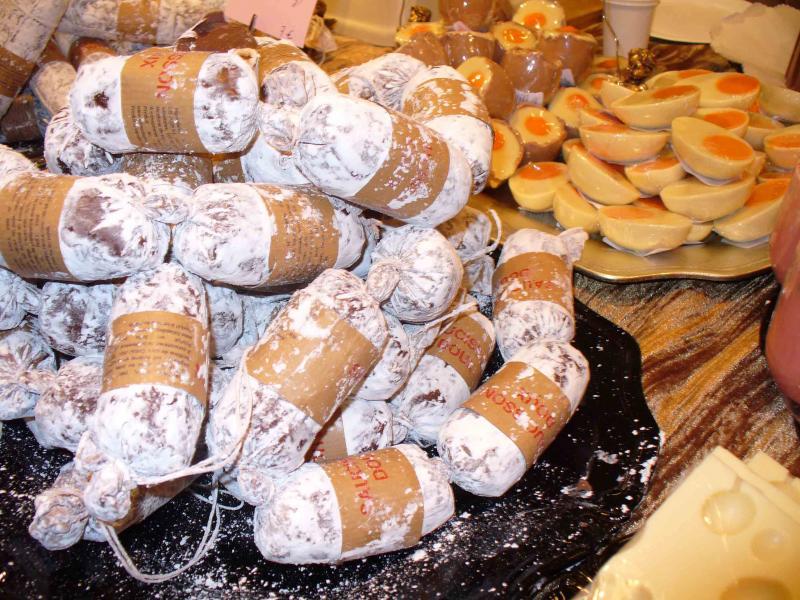 Le salon du chocolat à Paris 337506cho3