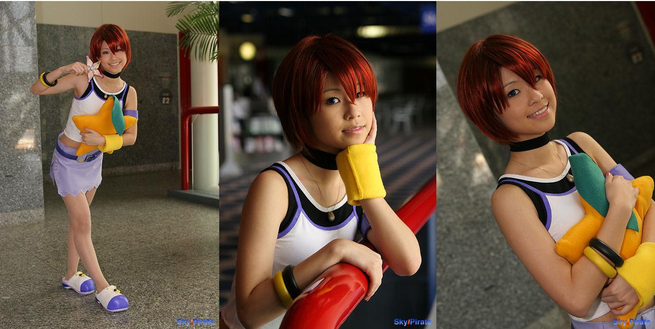 cosplay powa - Page 2 346785KH1_Kairi_Cosplay_x3_by_LiL_KRN_YUNA
