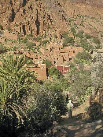LES MAISONS TRADITIONNELLES EN ALGERIE