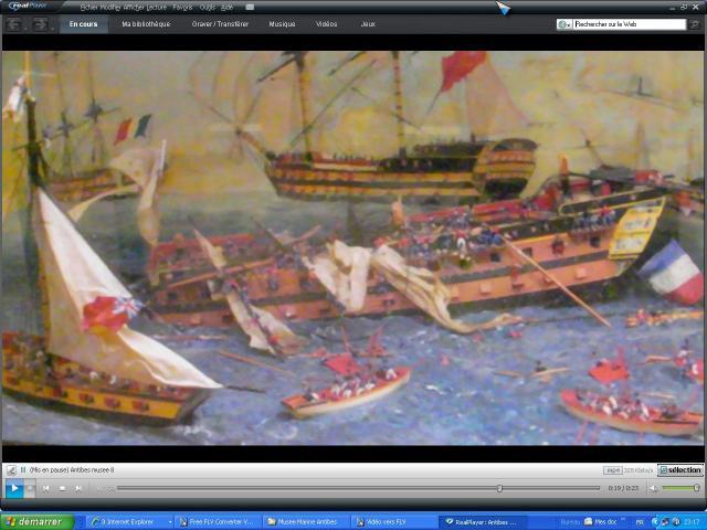 musée de la Marine au parc Marineland d'antibes par Marec 371468le_vengeur_3