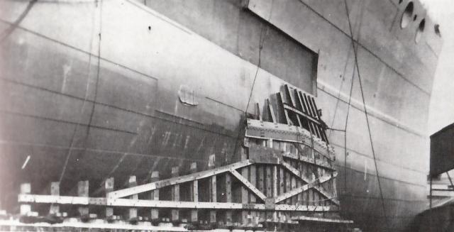 ROYAL NAVY CROISEUR DE DE BATAILLE HMS HOOD 382166HMS.Hood_6