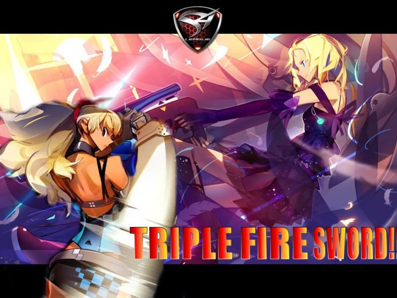 triple fire sword [TFS] recrutement on!