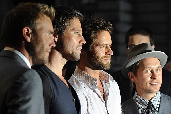 Take That au GQ Man Of The Year Award le 08/09/09 422926GQgall1_600x400