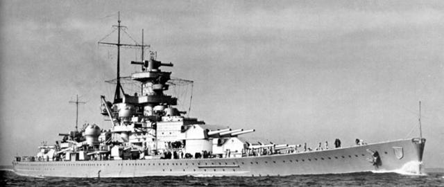 ROYAL NAVY CROISEUR DE DE BATAILLE HMS HOOD 426529Scharnhorst