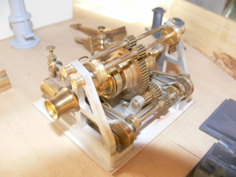 """Maquette remorqueur à vapeur de 330 tonnes """"Evenos"""" au 1/20ème 436366P1050418__Resolution_de_l__ecran_"""