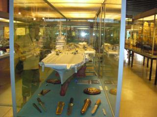 musée de la Marine au parc Marineland d'antibes par Marec 456474SANY0109