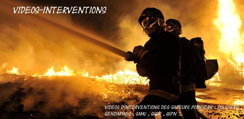 Vidéos-Interventions : Vidéos d'interventions de secours. 481096fondd2