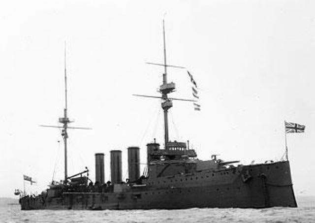 ROYAL NAVY CROISEUR DE DE BATAILLE HMS HOOD 487926Croiseur_cuirasse_HMS_Duke_of_Edimburgh