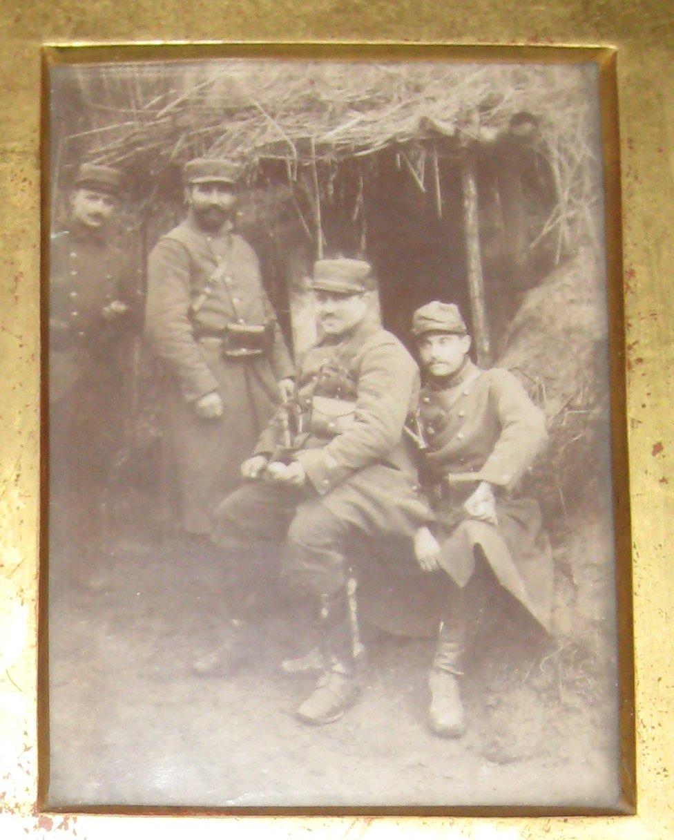 Photos et documents de la collection de Maurice Arnon 518132arnon2