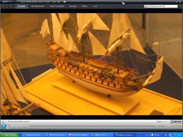 musée de la Marine au parc Marineland d'antibes par Marec 530966musee_antibes_2