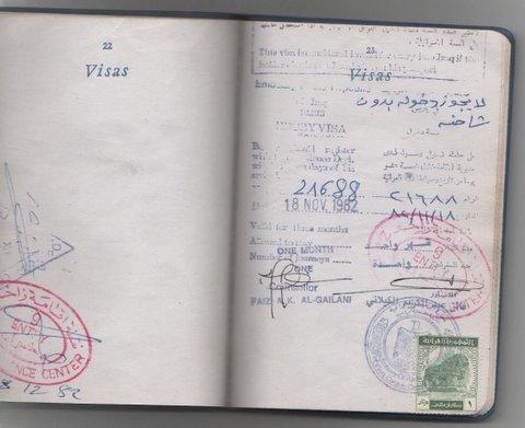 Carry (Gennevilliers, 92) 541922Visa_iraquien
