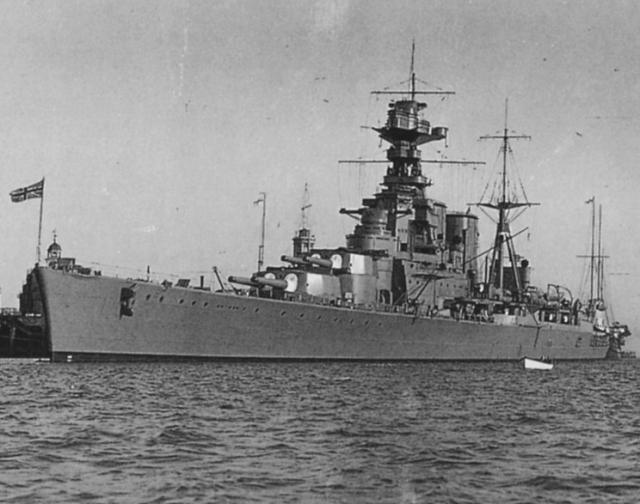 ROYAL NAVY CROISEUR DE DE BATAILLE HMS HOOD 548635HMS_Hood_Porsmouth