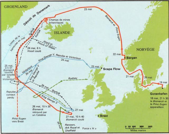 ROYAL NAVY CROISEUR DE DE BATAILLE HMS HOOD 57645Hood_vs_Bismarck_20