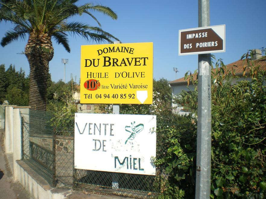 MEME LES ROMAINS SE SONT ARRETES A FREJUS ..ALORS LES PARISIENS !!! 610684IMGP7056