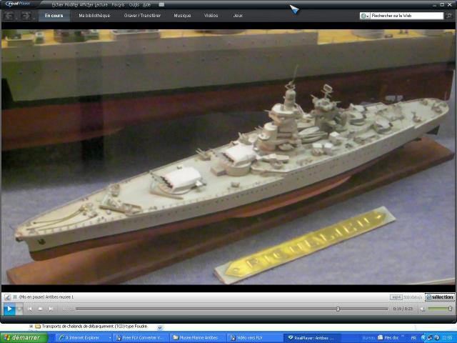 musée de la Marine au parc Marineland d'antibes par Marec 63788richelieu_1