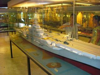 musée de la Marine au parc Marineland d'antibes par Marec 640243SANY0104