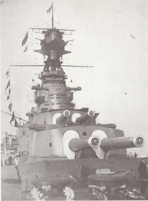 ROYAL NAVY CROISEUR DE DE BATAILLE HMS HOOD 663015HMS.Hood_25