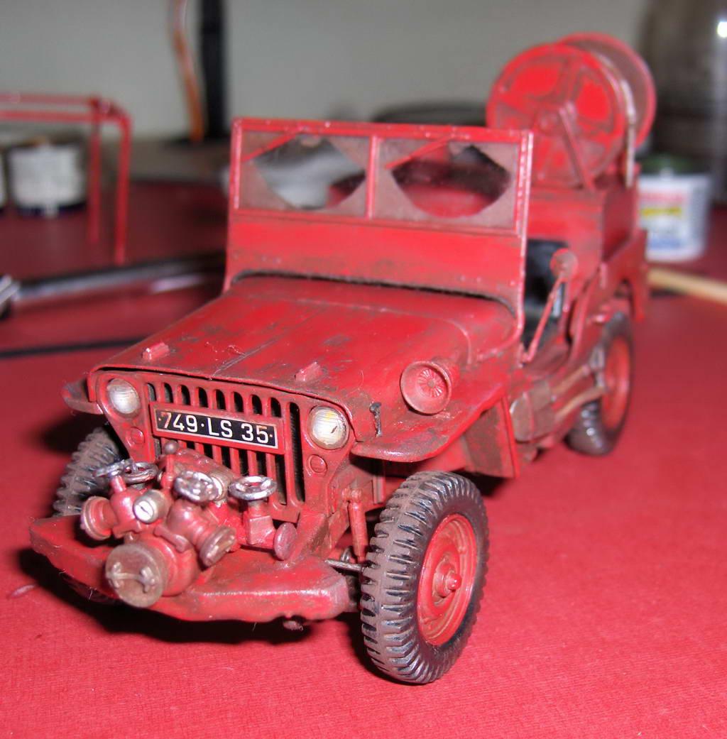 Fire Jeep 1/24 Italeri - Page 4 671535HPIM0813
