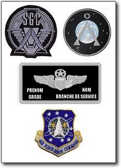 La kit list des tenues de SG-25 - Page 2 6803PatchsSGC