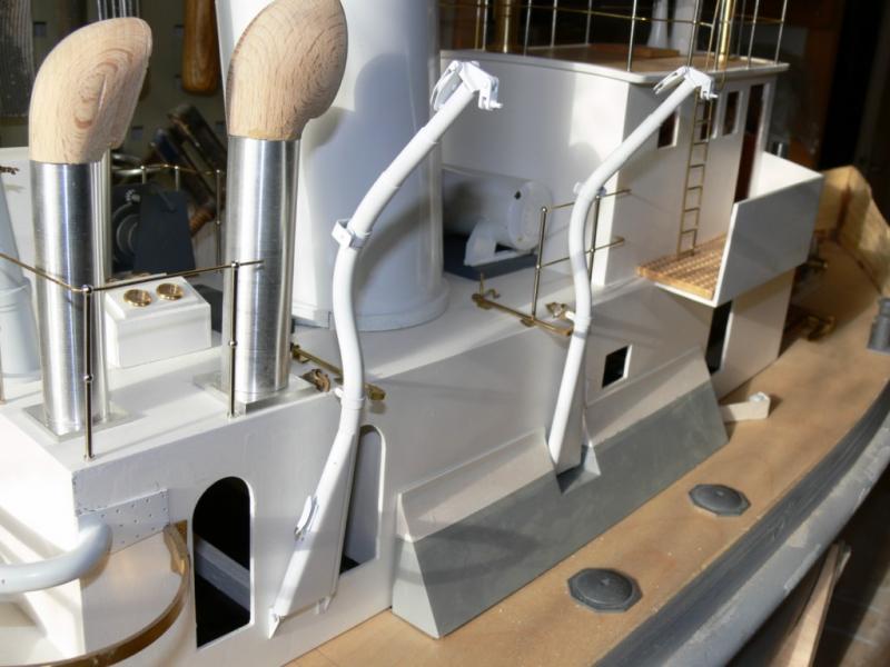 """Maquette remorqueur à vapeur de 330 tonnes """"Evenos"""" au 1/20ème 692540P1050421__Resolution_de_l__ecran_"""