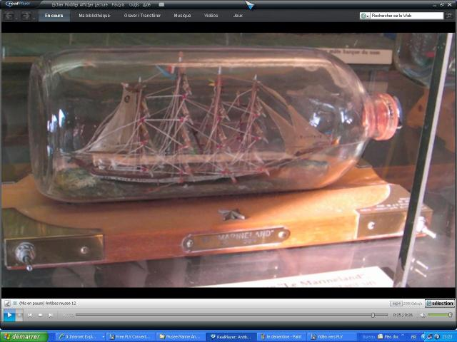 musée de la Marine au parc Marineland d'antibes par Marec 710429musee_antibes_4