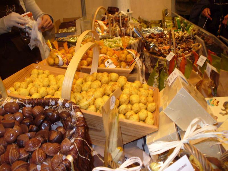 Le salon du chocolat à Paris 724841cho26