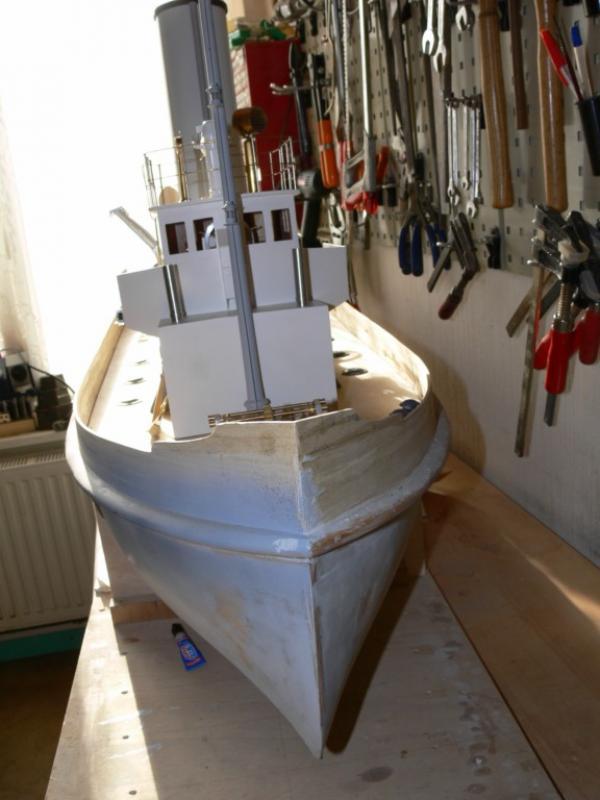 """Maquette remorqueur à vapeur de 330 tonnes """"Evenos"""" au 1/20ème 779118P1050429__Resolution_de_l__ecran_"""