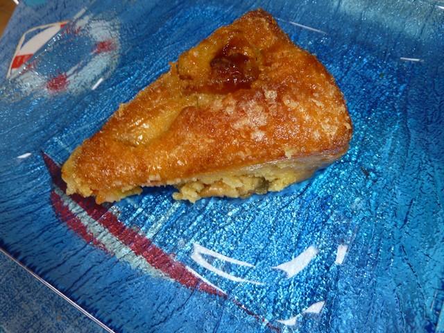 Gâteau aux pommes caramélisées 780739P1000235