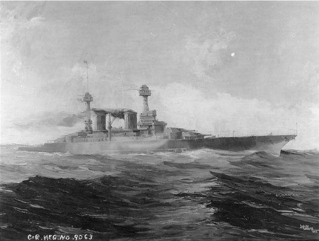 USN CUIRASSES CLASSE SOUTH DAKOTA 795947Lexington_class_battlecruiser