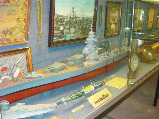 musée de la Marine au parc Marineland d'antibes par Marec 839829SANY0103