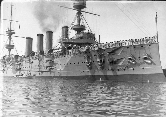 ROYAL NAVY CROISEUR DE DE BATAILLE HMS HOOD 848922croiseur_cuirasse_HMS_Powerful