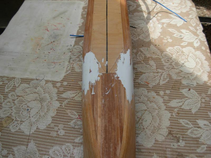 Le TITANIC par J.P. au 1/250 - Amati 853303DSCN0173