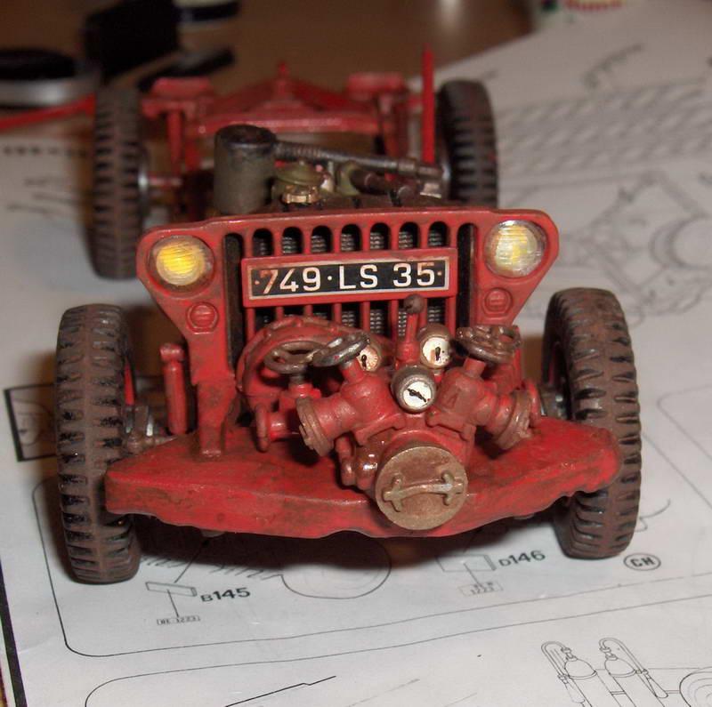 Fire Jeep 1/24 Italeri - Page 2 862831HPIM0760