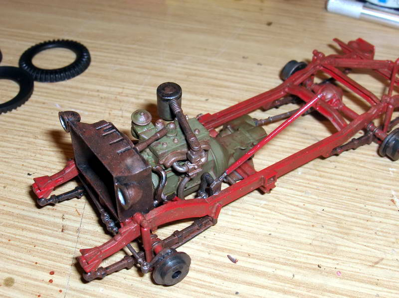 Fire Jeep 1/24 Italeri 911495HPIM0739
