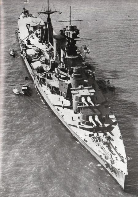 ROYAL NAVY CROISEUR DE DE BATAILLE HMS HOOD 912112HMS.Hood_11