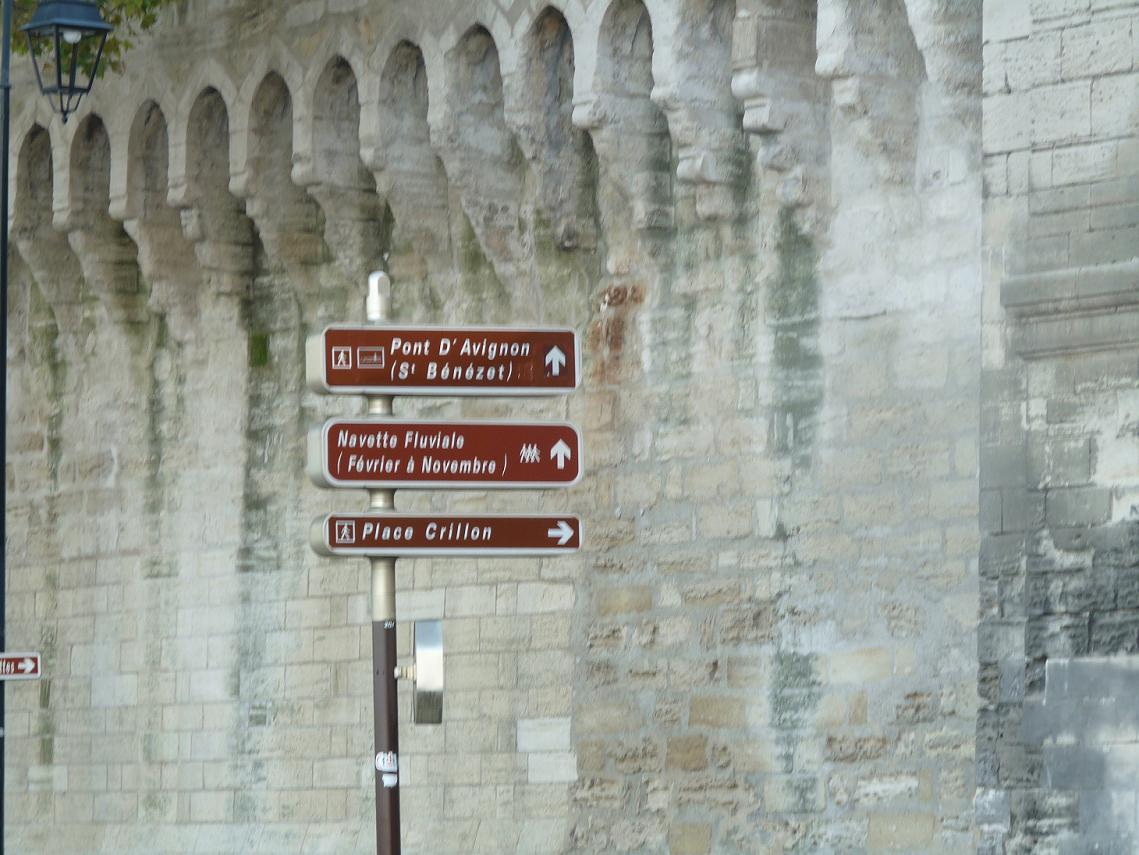 AVIGNON :TGV ,DEMOISELLES ET PONTS PRESENTS MAIS ARLES RESTE MUET CE SOIR - Page 5 951602P1020289