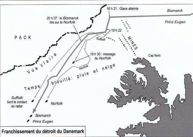 ROYAL NAVY CROISEUR DE DE BATAILLE HMS HOOD 971254Hood_vs_Bismarck_5