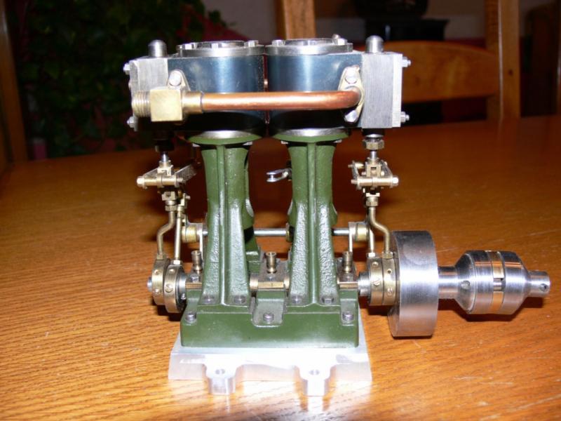 """Maquette remorqueur à vapeur de 330 tonnes """"Evenos"""" au 1/20ème 971349P1050446__Resolution_de_l__ecran_"""