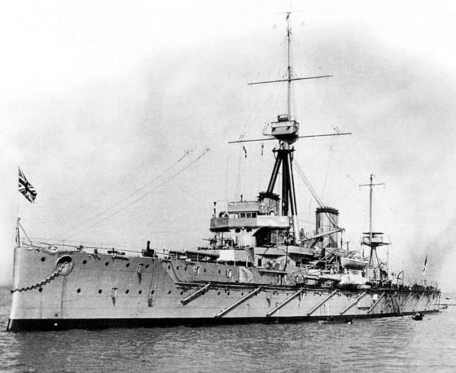 ROYAL NAVY CROISEUR DE DE BATAILLE HMS HOOD 978212HMS_Dreadnought_1906
