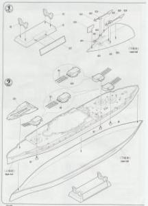 USS Arizona - 1/700e - Hobby Boss Mini_444965Arizona___Notice_1