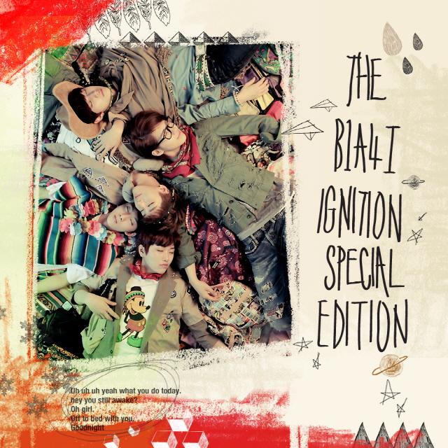 """B1A4 >> Álbum """"IGNITION""""[Repackage] - Página 3 330639"""