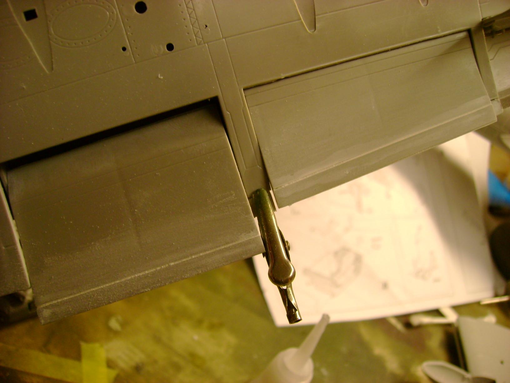 A-10 Thunderbolt II...1/32 Trumpeter + PE Edouard....( T-Bird) Up 02/12... 37906525