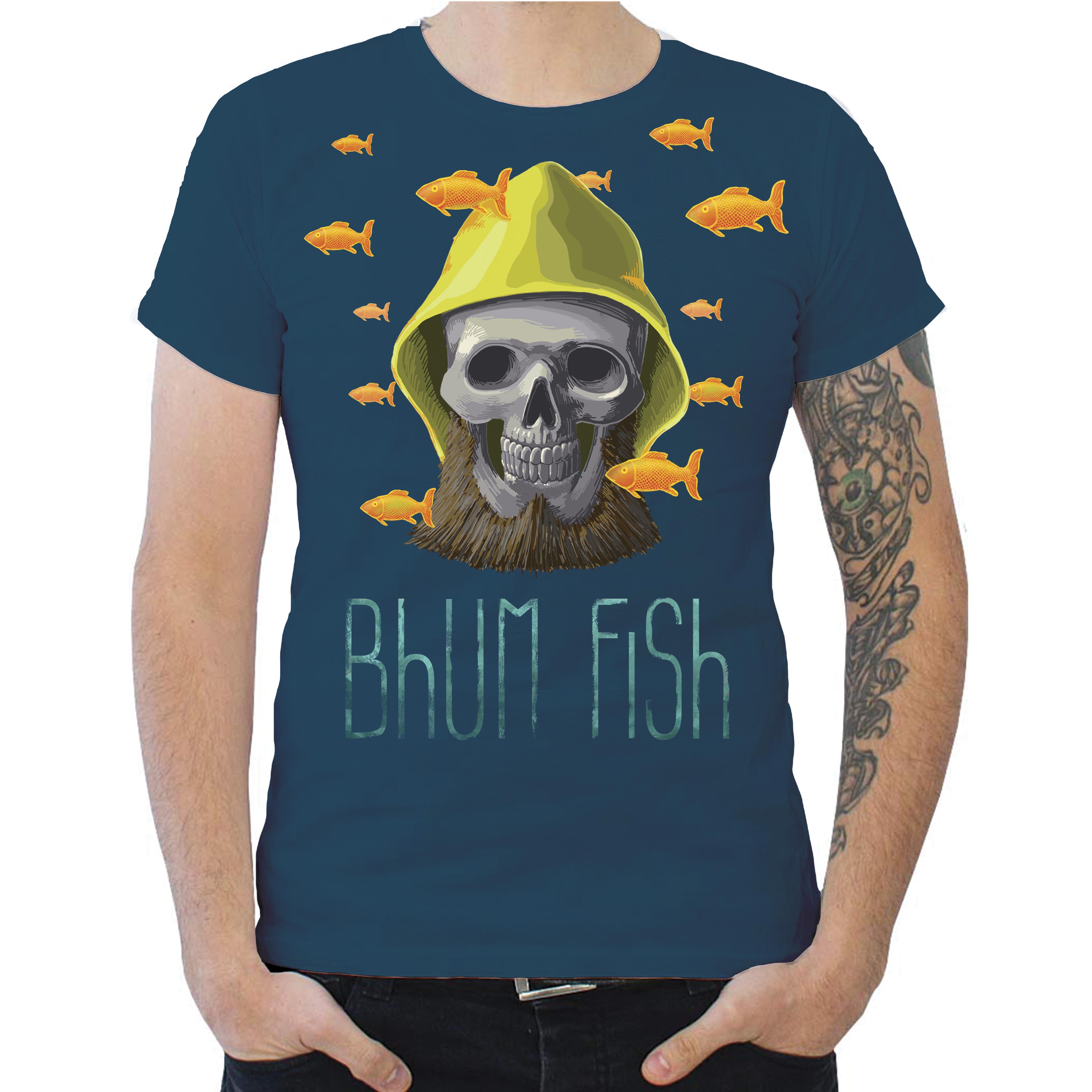 Arven's truks Bhumfish