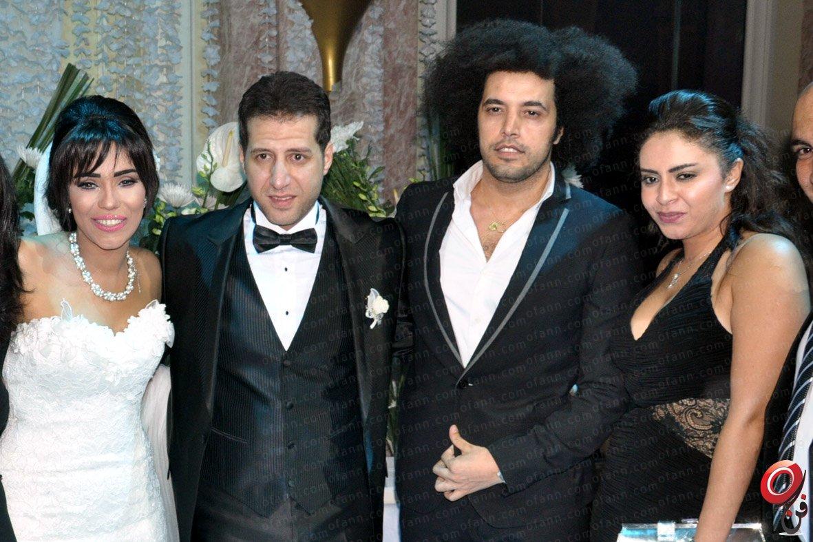 """بالصور : حفل زفاف الغرائب والعجائب للمطربة"""" امينة بتاعة الحنطور"""" ليلة من ليالى الخيال بحضور نجوم مصر  6666hb"""