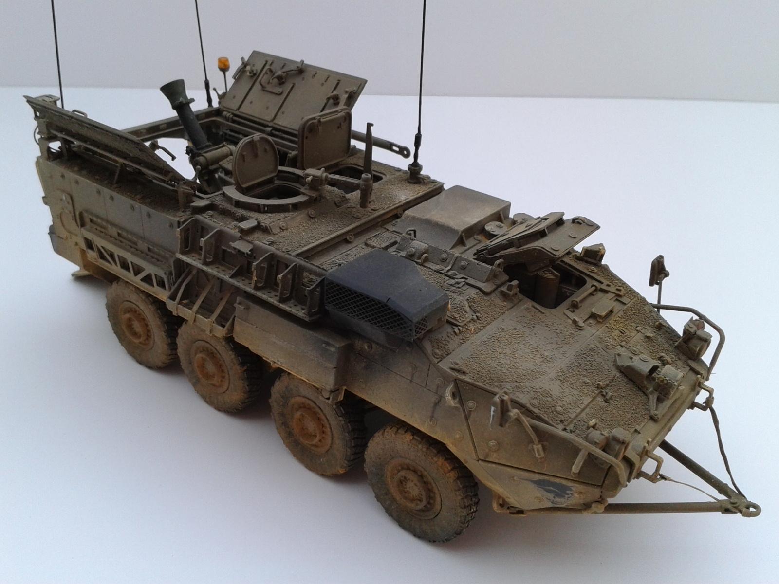 Stryker M1129 Mortar Carrier MC-B ...Montage terminé !!!! - Page 2 Szd2