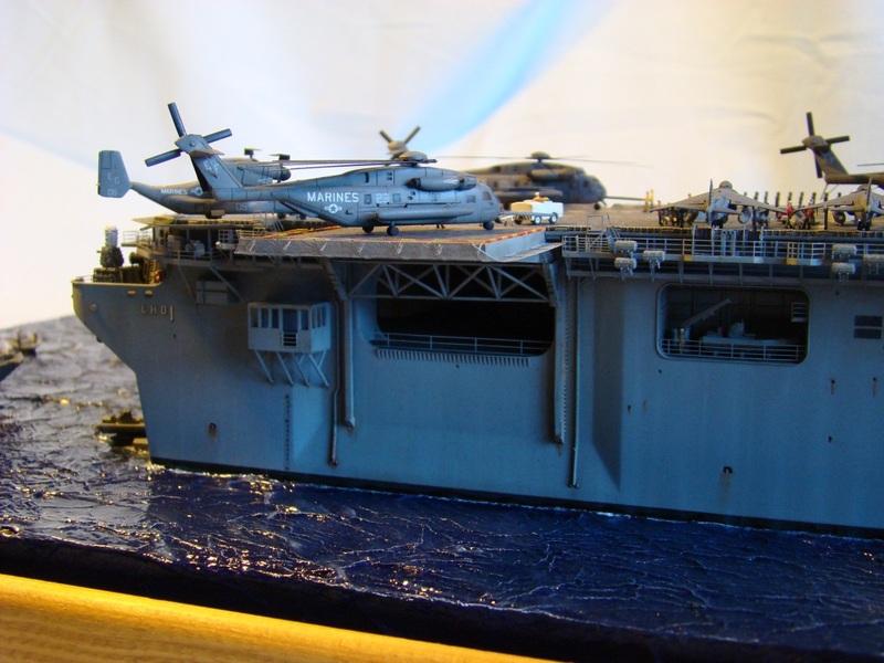 USS WASP LHD-1 1/350 Revell  Dsc09176t
